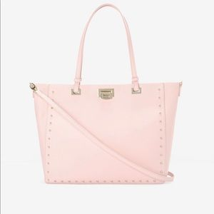 BRAND NEW WHBM STUDDED TOTE